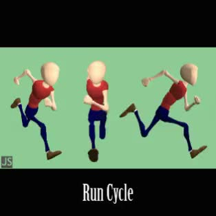 Watch Run cycle GIF by @jake1896 on Gfycat. Discover more related GIFs on Gfycat