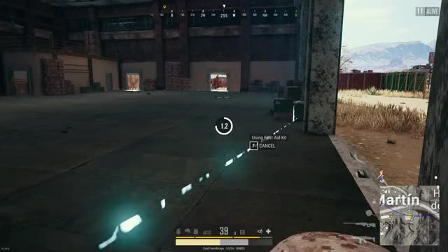 Watch and share PLAYERUNKNOWN'S BATTLEGROUNDS  12_22_2017 12_22_55 PM GIFs on Gfycat