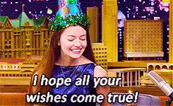 Watch and share Mackenzie Foy GIFs and Birthday GIFs on Gfycat
