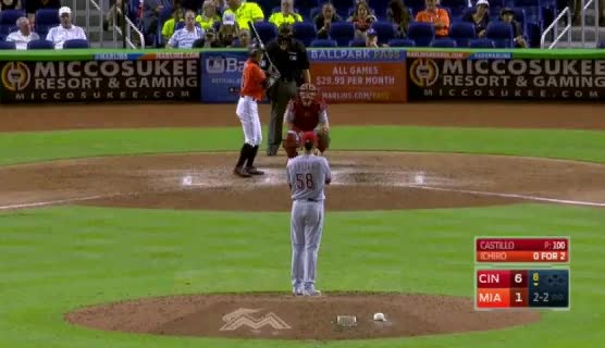 Watch and share Luis Castillo Fastball  GIFs by jsulliv6 on Gfycat