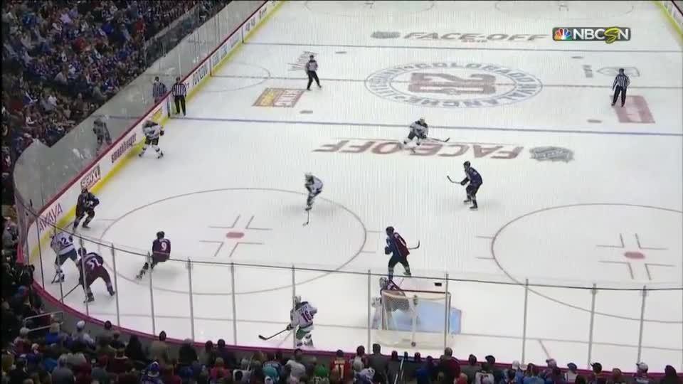 coloradoavalanche, wildhockey, Niederreiter's 1st of the season - closer look GIFs