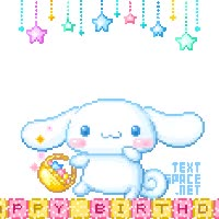 Watch and share Happy Birthday animated stickers on Gfycat