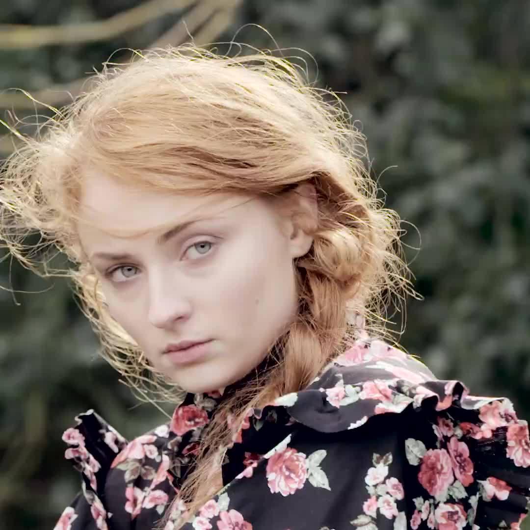 sophieturner, Sophie Turner - The Edit GIFs