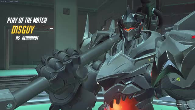 Watch and share Overwatch GIFs and Potg GIFs by disguy on Gfycat