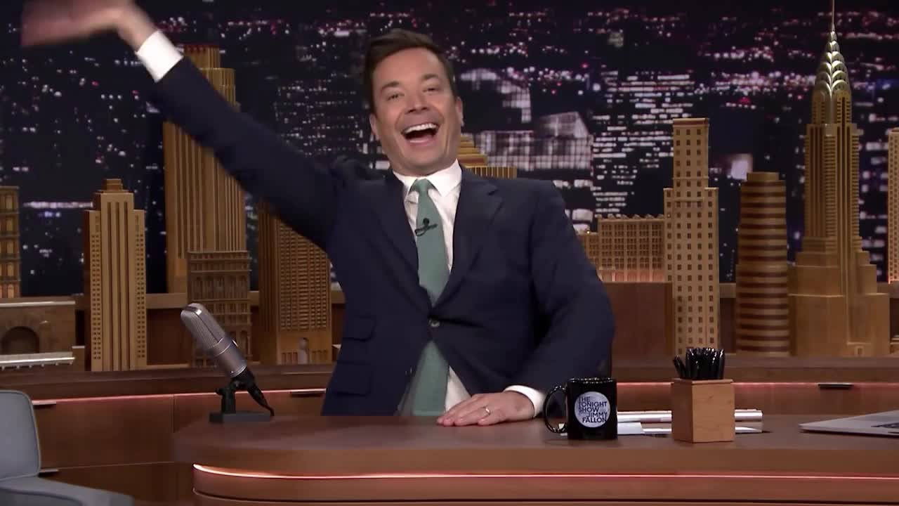 Bye, Funny, Goodbye, Jimmy Fallon, Waving, adios, cu, fallon, farewell, jimmy, later, see, show, sonn, tonight, you, Bye bye Jimmy Fallon GIFs