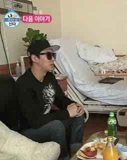 Watch KIM DONGWAN is... GIF on Gfycat. Discover more 'jin-ah!' <333, gif, i live alone, junjin, kim dongwan, shinhwa, wanjin GIFs on Gfycat