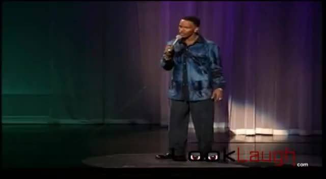 Watch Nose Over Toes Got It GIF on Gfycat. Discover more Foxx, Houston, LOOK, Whitney, comedian, comedy, jamie, laugh, looklaugh, might, need, security, special, stand, up GIFs on Gfycat