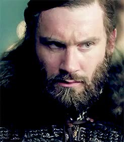 Watch and share Vikings Spoilers GIFs and Clive Standen GIFs on Gfycat