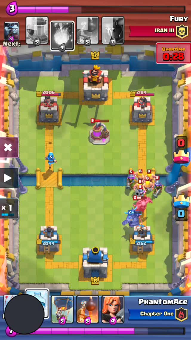 Watch Clash Royale elixir trade. GIF on Gfycat. Discover more clashroyale GIFs on Gfycat