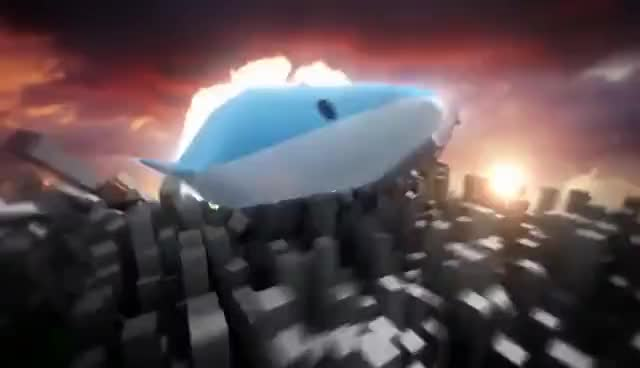 Flying Whales GIFs