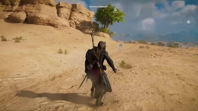 Watch Wut. GIF by Gamer DVR (@xboxdvr) on Gfycat. Discover more AssassinsCreedOrigins, RavenwoodHatter, xbox, xbox dvr, xbox one GIFs on Gfycat