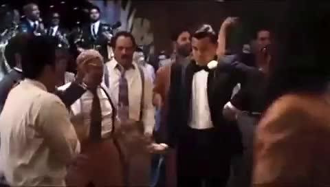 awkward, dance, dancing, funny, leonardo dicaprio, Leonardo DiCaprio Dancing  GIFs