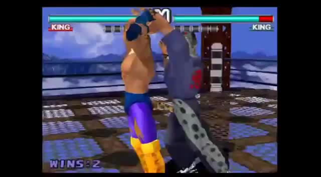 Kings Rolling Death Cradle Tekken 3 4 5 6 7