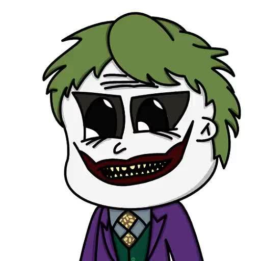 Watch and share Joker GIFs on Gfycat