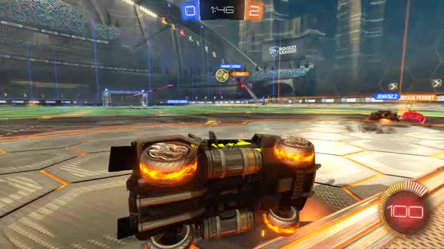 Watch and share RocketLeague 0232 GIFs on Gfycat