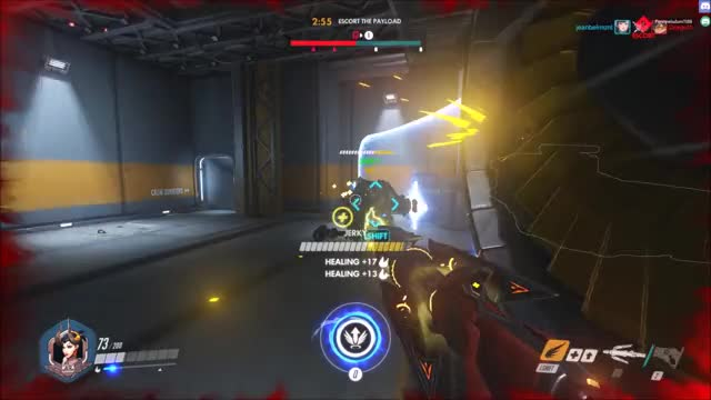 Watch Aimbot??? GIF by @saevus on Gfycat. Discover more battle.net, overwatch GIFs on Gfycat