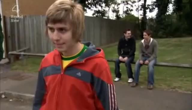 Watch and share Inbetweeners Friend GIFs on Gfycat