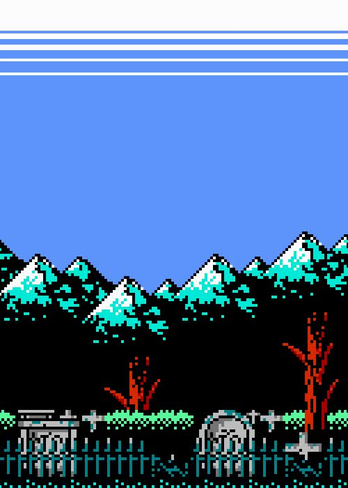 Watch Castlevania II: Simon's Quest (nintendo entertainment system GIF on Gfycat. Discover more Anikiii, Castlevania, Castlevania II Simons Quest, Gaming, Gif, Graveyard GIFs on Gfycat