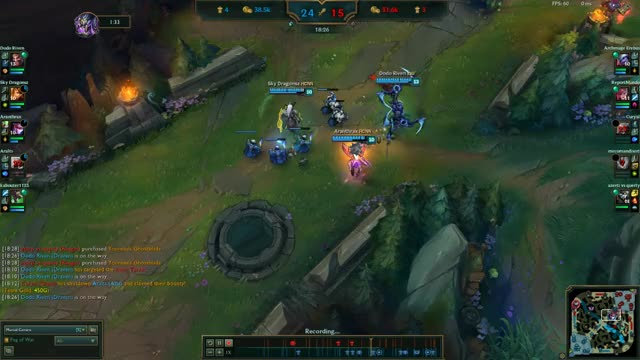 Watch and share Tristana GIFs and Draven GIFs on Gfycat