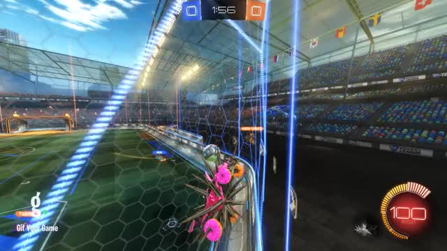 Watch .-. Clip 6 GIF by Gif Your Game (@gifyourgame) on Gfycat. Discover more .-., Gif Your Game, GifYourGame, Rocket League, RocketLeague GIFs on Gfycat