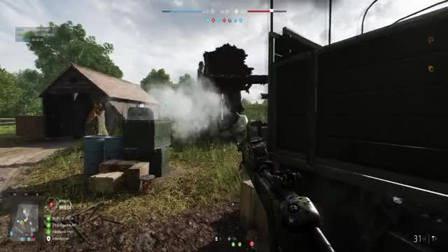 Watch and share Battlefield V GIFs and Gaming GIFs by Silenthunter on Gfycat