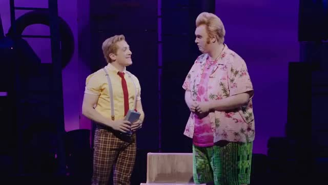 Watch and share 🎼 SpongeBob SquarePants, The Broadway Musical: 'BFF' Official Music Video | Nick GIFs on Gfycat