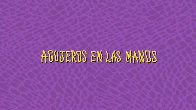 CONFLICTIVEFATKID X RICHIE LOUIE - AGUJEROS EN LAS MANOS