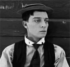 Watch and share Buster Keaton GIFs and Celebs GIFs on Gfycat
