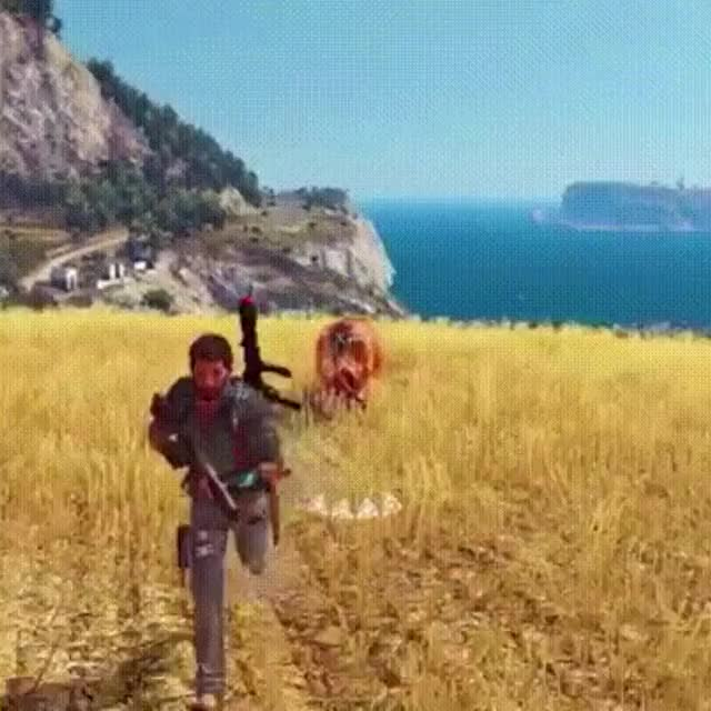 Watch and share I Value Realism In My Games. GIFs by Gaming on Gfycat