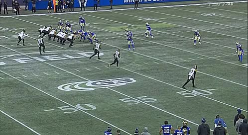 Watch and share Bralon Addison GIFs and Blue Bombers GIFs by Archley on Gfycat