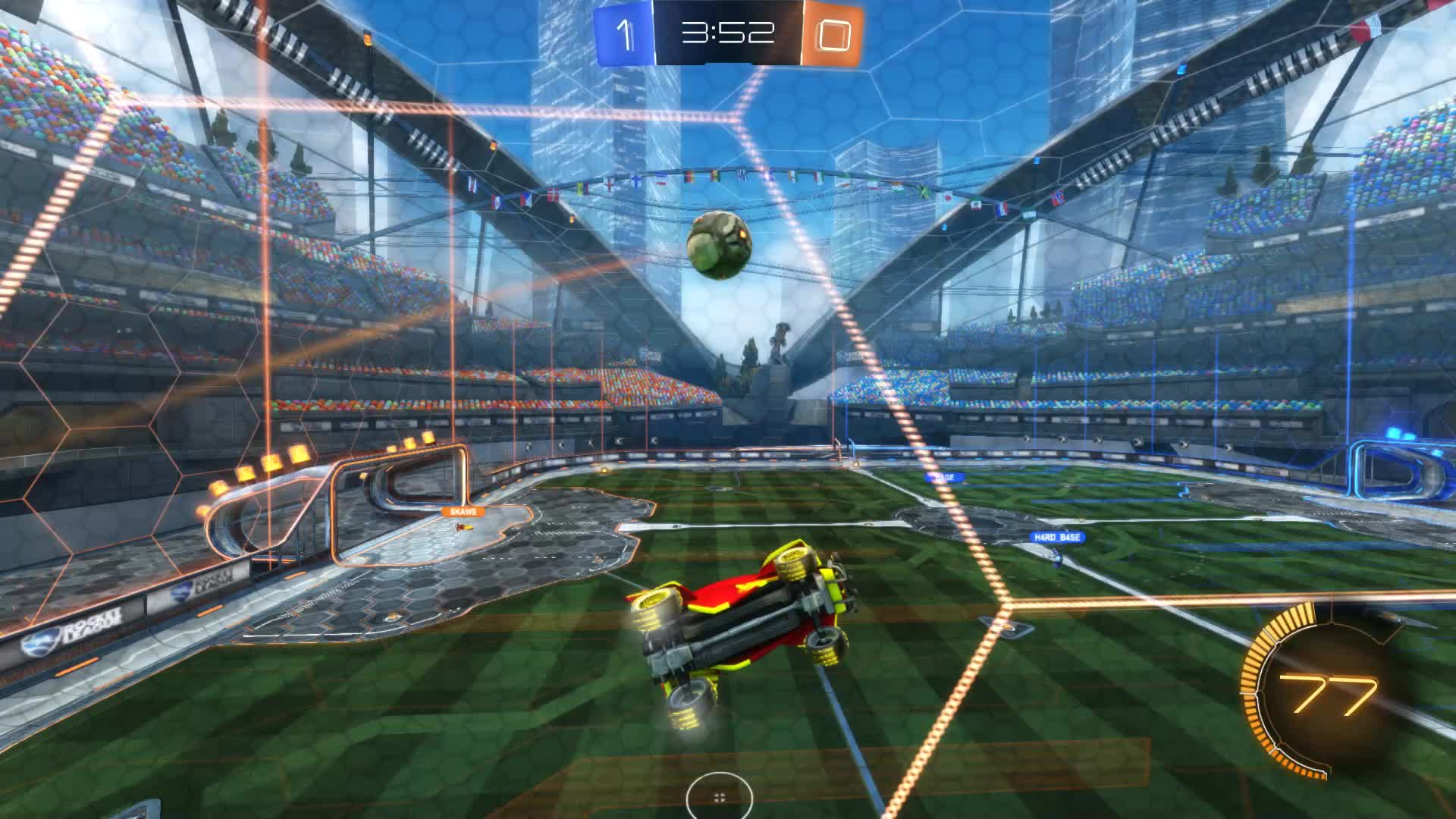 Gif Your Game, GifYourGame, Goal, JAG, Rocket League, RocketLeague, Goal 2: JAG GIFs
