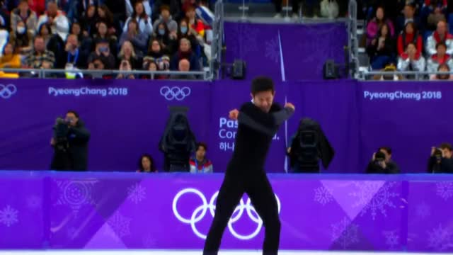 Watch and share See Nathan Chen's Redemption Tour In PyeongChang GIFs on Gfycat