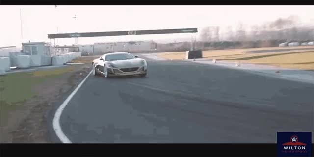 Watch and share Driving A Rimac Concept One After A Bugatti Veyron GIFs on Gfycat