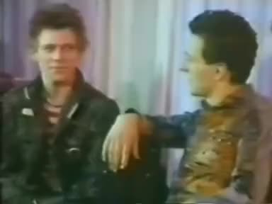 Watch and share Paul Simonon GIFs and Interview GIFs on Gfycat