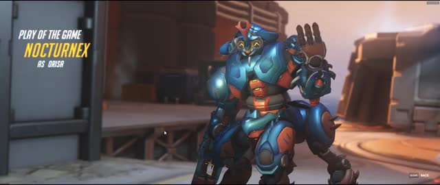 Watch and share Overwatch GIFs by nocturnex on Gfycat