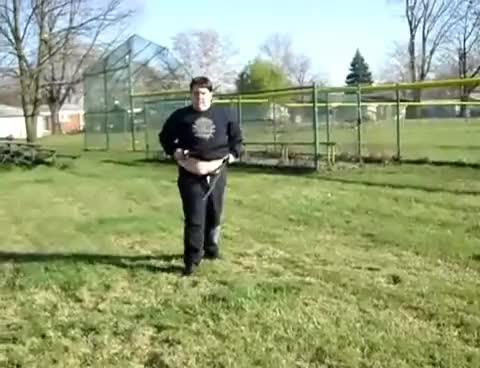 Watch Fat kid sword moves GIF on Gfycat. Discover more Fat, Kid, Magic, Ninja, Ponytail, Sweats, Sword, Training GIFs on Gfycat