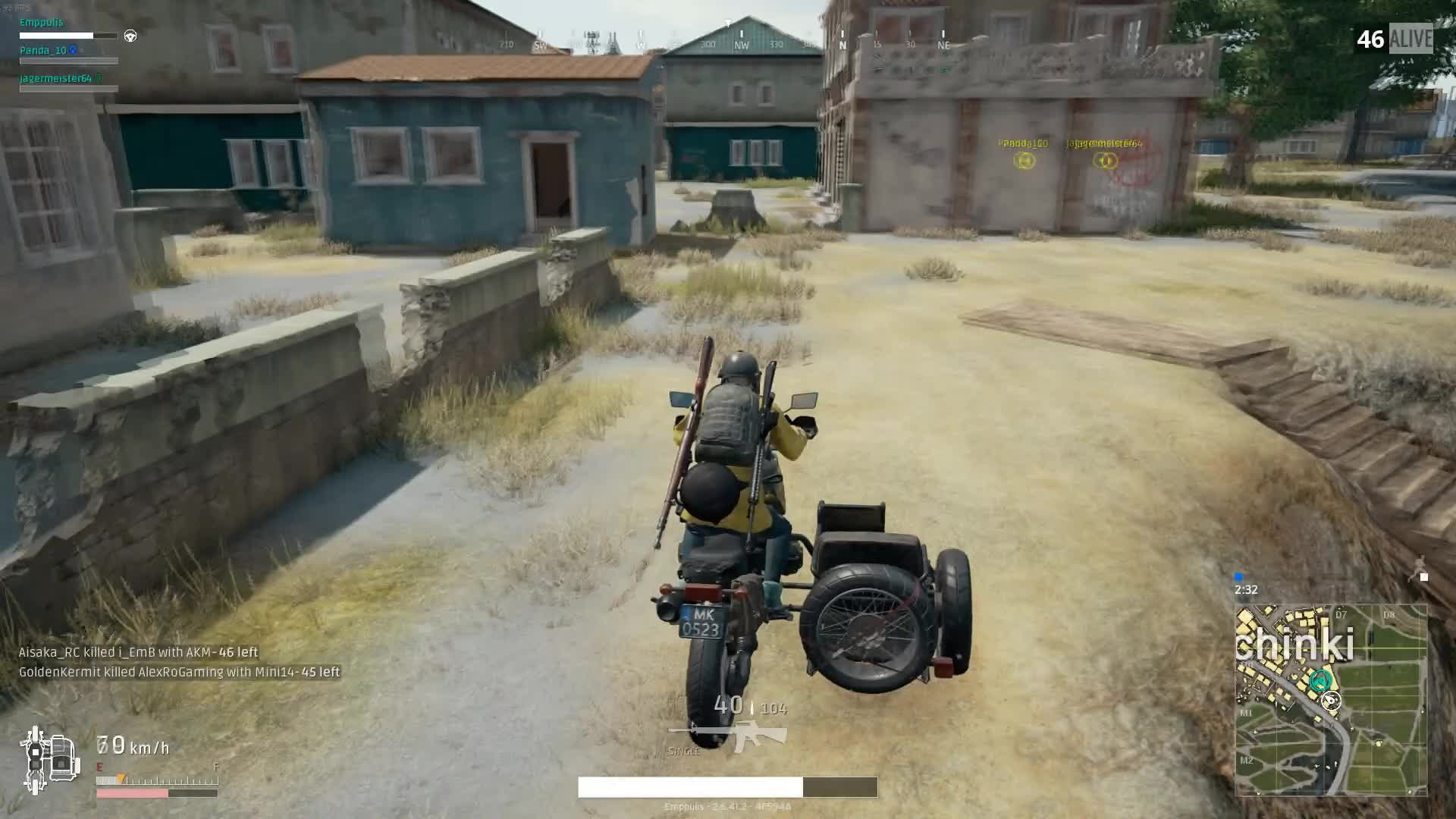 pubg, smoothest kill ever GIFs