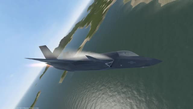 Watch and share Virtual Reality GIFs and Fighter Jet GIFs by ddDeath_666 on Gfycat