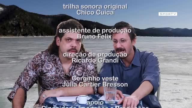 Watch FALHA DE COBERTURA #151: Coração Escorregadio GIF on Gfycat. Discover more Humor, adas, cerginho, olimp, quase, tvquase GIFs on Gfycat