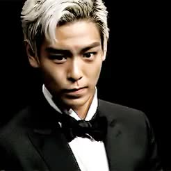 Watch On T.O.P and Choi Seunghyun's colours:I'd say black and whit GIF on Gfycat. Discover more bigbang, gif, mytopedit, quote, seunghyun, t.o.p, tgif GIFs on Gfycat