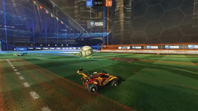 Watch and share Rocket League GIFs by cartoonchris on Gfycat