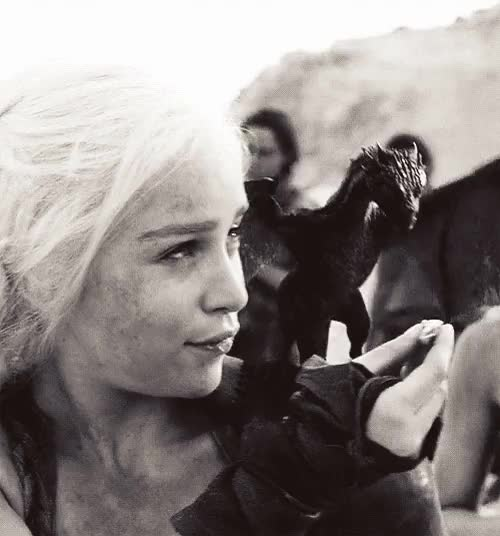 Watch and share Daenerys And Dragon GIFs and Game Of Thrones Gif GIFs on Gfycat