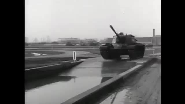 Watch and share T48 Tank Goes For A Wash GIFs by kololz on Gfycat