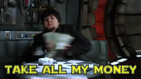 GfycatBot, shutupandtakemymoney, take money, shut up and take my money GIFs