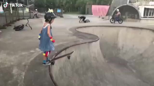 Watch Skater Girl GIF by TikTok (@residentyogurtcloset) on Gfycat. Discover more related GIFs on Gfycat