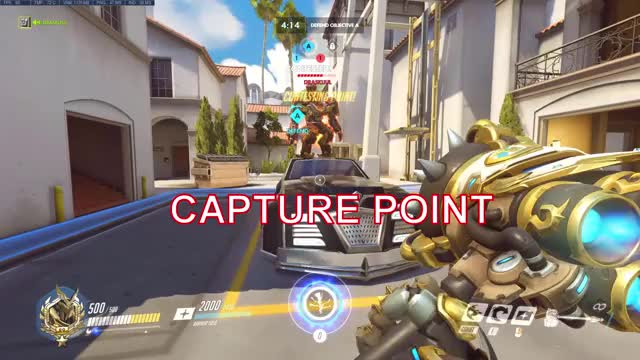 Watch and share Hollywood GIFs and Overwatch GIFs by jazzmcfly on Gfycat