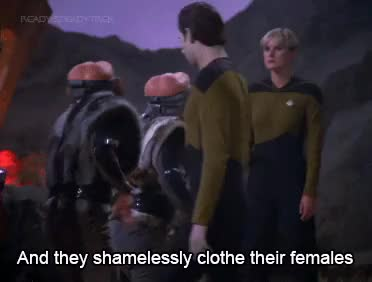 Best Tasha Yar Gifs Find The Top Gif On Gfycat