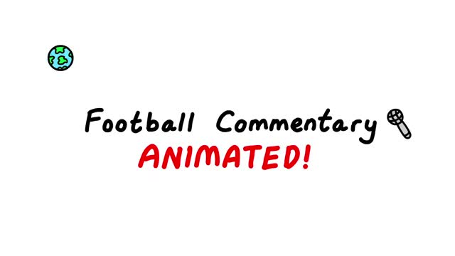 Watch Crazy Football Commentary, Animated! GIF on Gfycat. Discover more animated commentary, commentary animation, crazy, crazy commentary, crazy commentators, football, football animation, football commentary, funny, funny commentary, funny football, the craziest football commentators GIFs on Gfycat