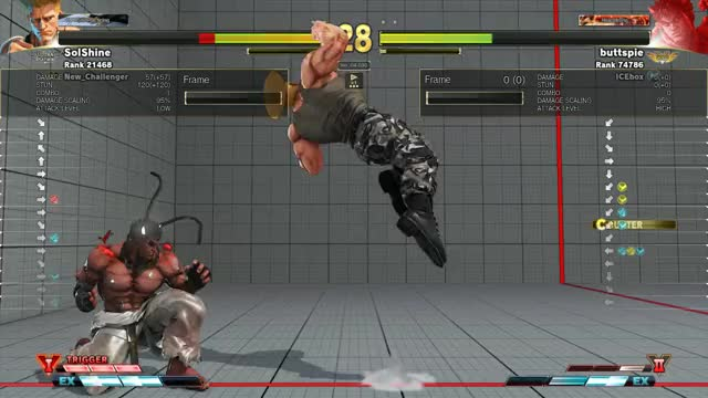 Watch and share Shoryuken GIFs and Guile GIFs by Ping on Gfycat