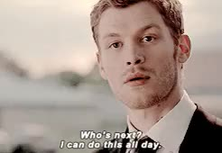 Watch and share The Vampire Diaires GIFs and Klaus X Caroline GIFs on Gfycat
